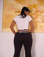 Big ass girls. Many pics of bubble butt women. [10 ass pics]