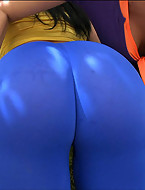 Gorgeous cutest big asses