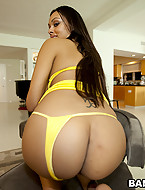 Bethany Benz. This girl is so fine! I know you all are gonna love her natural tits and big butt! [10 ass pics]