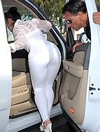 Latin big bubble ass of Monica [12 ass pics]