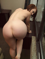 Pics of chicks and cuties with pretty and wet large asses. Those juicy booty so lewd they wish to clap, to knead, to cling to the round booty by face. [8 ass pics]
