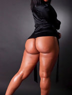 Exclusive big black asses content from all over the world [8 ass pics]