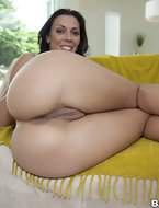 Fucking juicy ass Rachel Starr is every mans dream and today's his lucky day. She takes the cock like a champ. [10 ass pics]