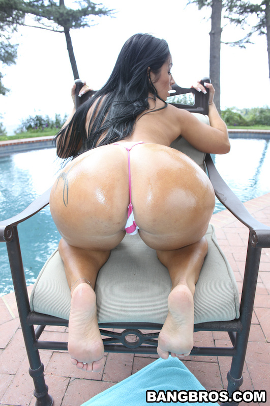 Big Ass Monica Santhiago
